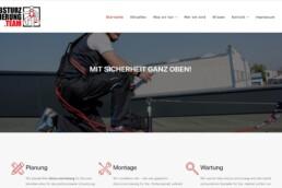Abstursicherung Team Krefeld Webseite